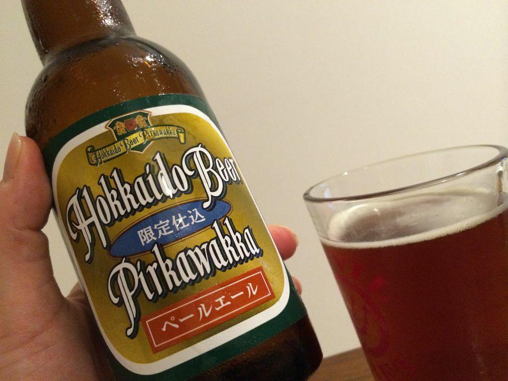 北海道,ビール,ピリカワッカ,ペールエール