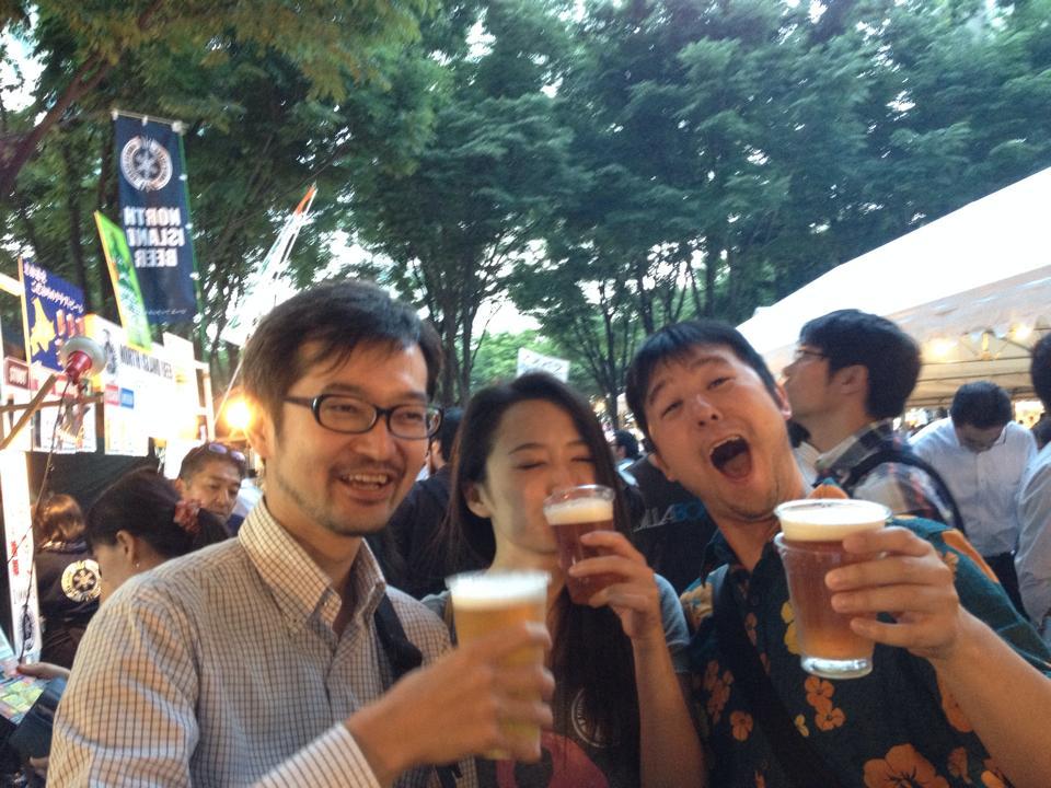 けやきひろば,ビール祭り,さいたま,春,2014,タナカンプ,麦酒男