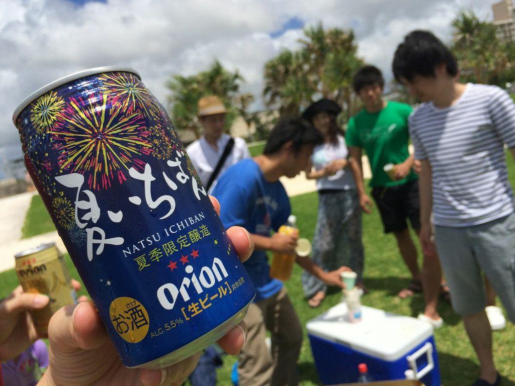 オリオン,ビール,夏いちばん,BBQ,ブロガー