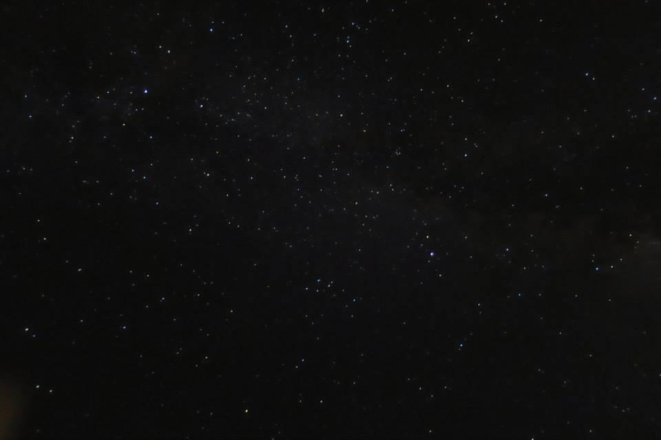 沖縄,奥間,キャンプ,星空