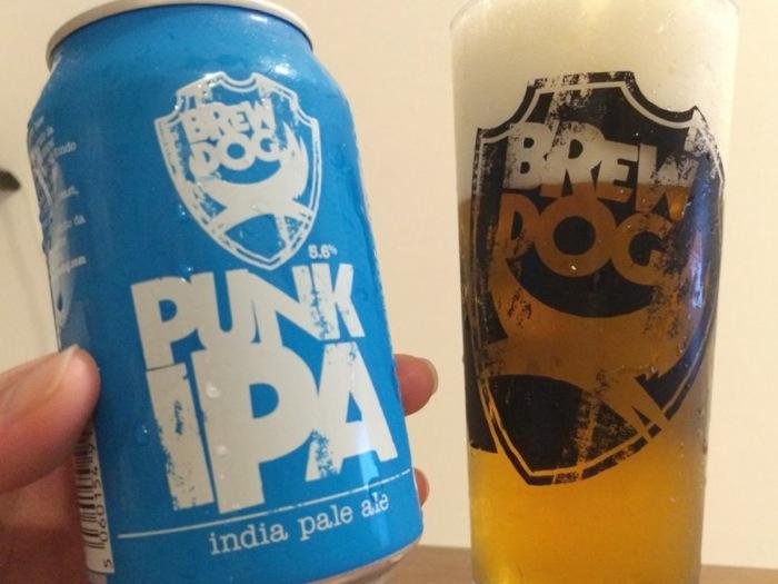 ブリュードッグ,パンクIPA,ビール
