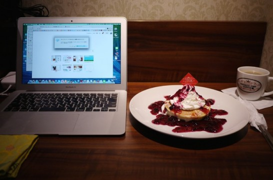 Hamamatsucho Daimon FavoriteTimeCoffee Pancake FreeWifi(2)
