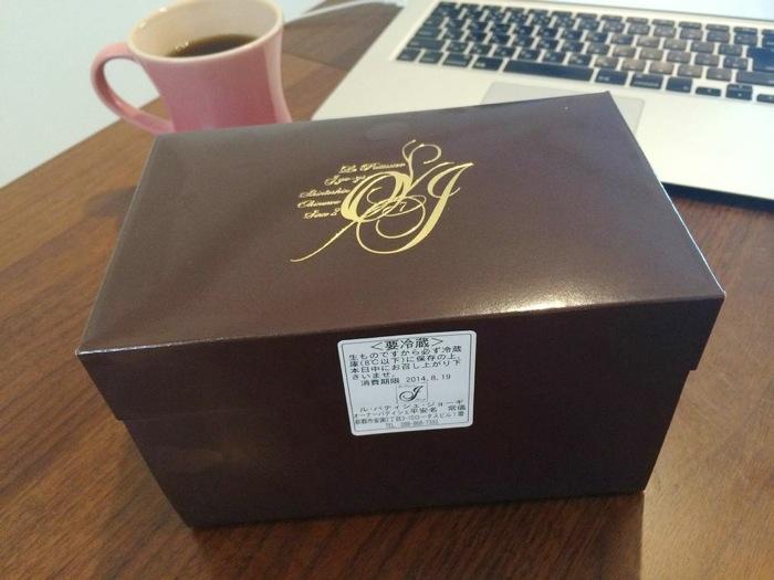 那覇,新都心,Le patissier Jyo-gi,ル・パティシエ・ジョーギ,ケーキ