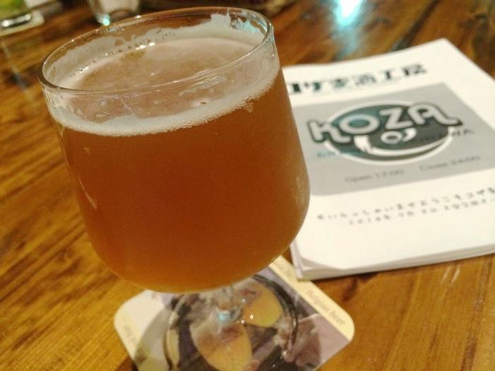 沖縄,コザ,麦酒工房,ビール