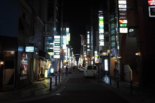 大阪,北新地