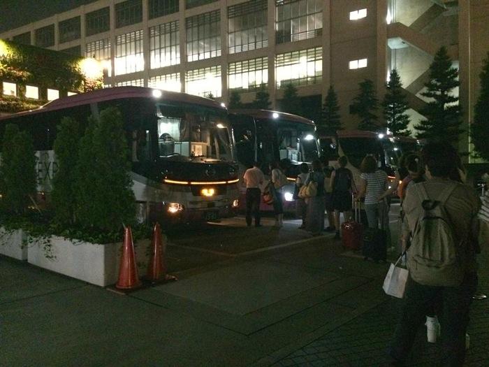 大阪,東京,夜行バス,Willer Travel,ウィラー