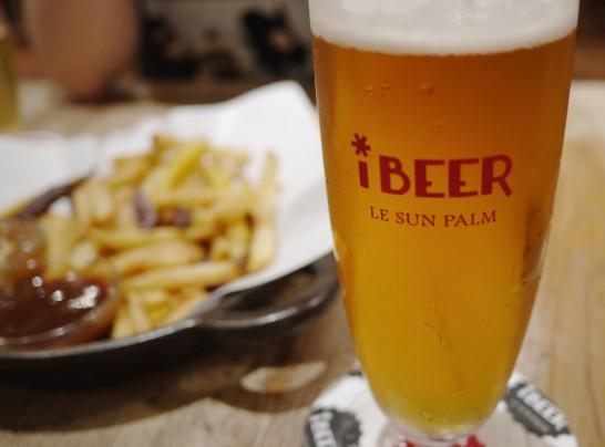 Shibuya Hikarie iBeerLeSunPalm Beer Cafe(16)