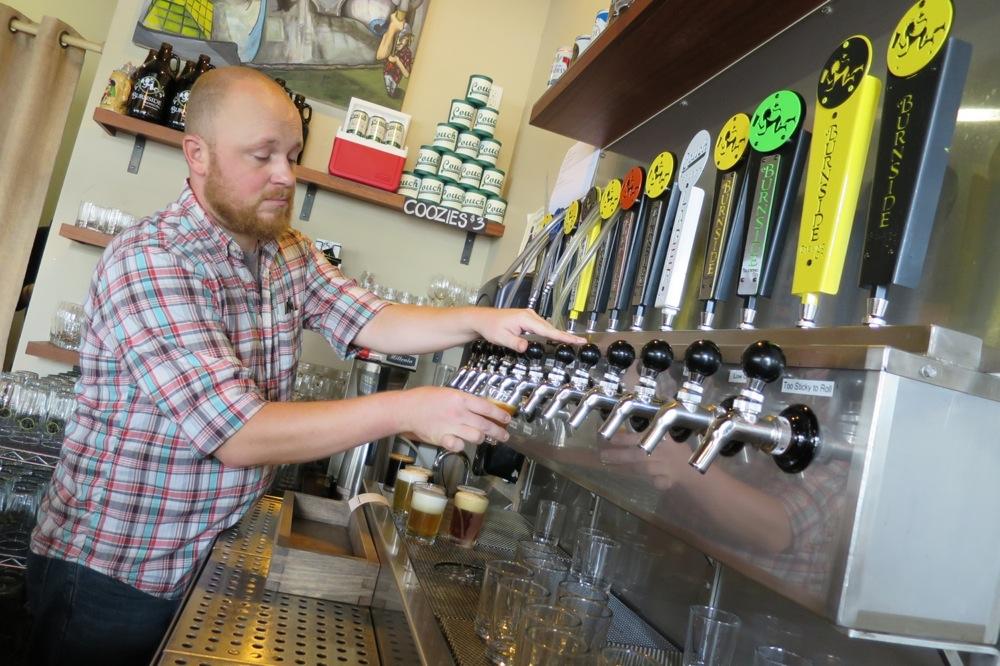 Burnside Brewing,バーンサイドブルーイング,ビール,ポートランド