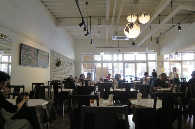 北谷,港町食堂,The Dining,洋食,ランチ