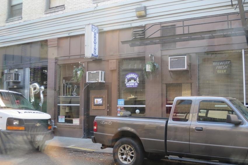 Bailey's Taproom,ベイリーズタップルーム,ビアバー,ポートランド,オレゴン