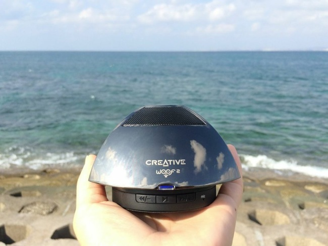 Creative Woof 2,Bluetoothワイヤレススピーカー