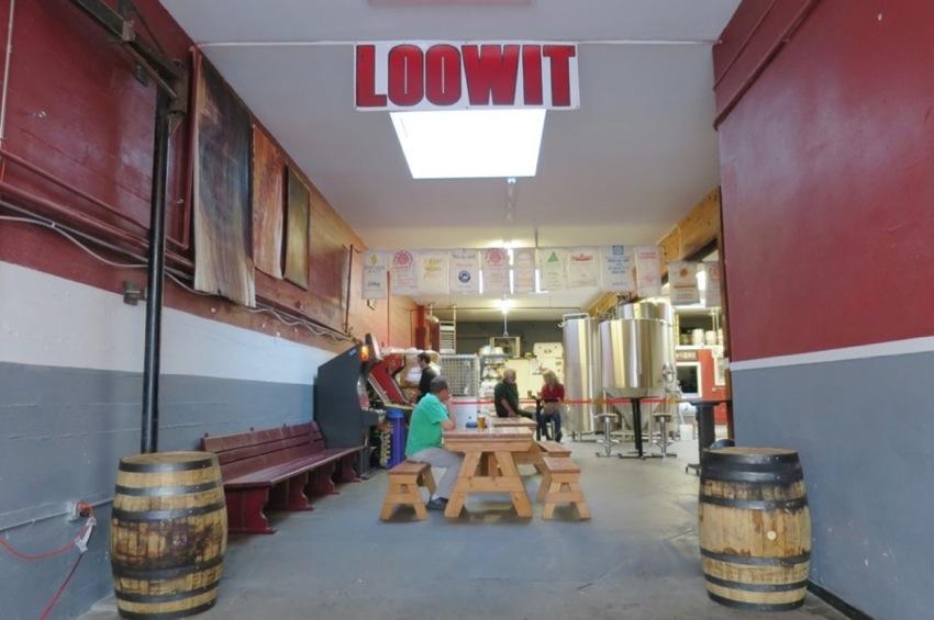 Loowit,ルーウィット,バンクーバー,ワシントン,ブルーパブ