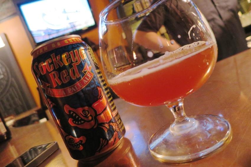 Old Ivy Brewery,オールドアイビー,バンクーバー,ワシントン,ブルーパブ