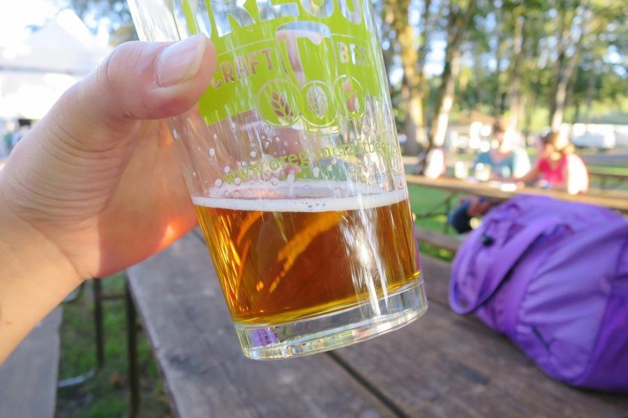 オレゴン,ポートランド,フレッシュホップフェスタ,2014,ビール
