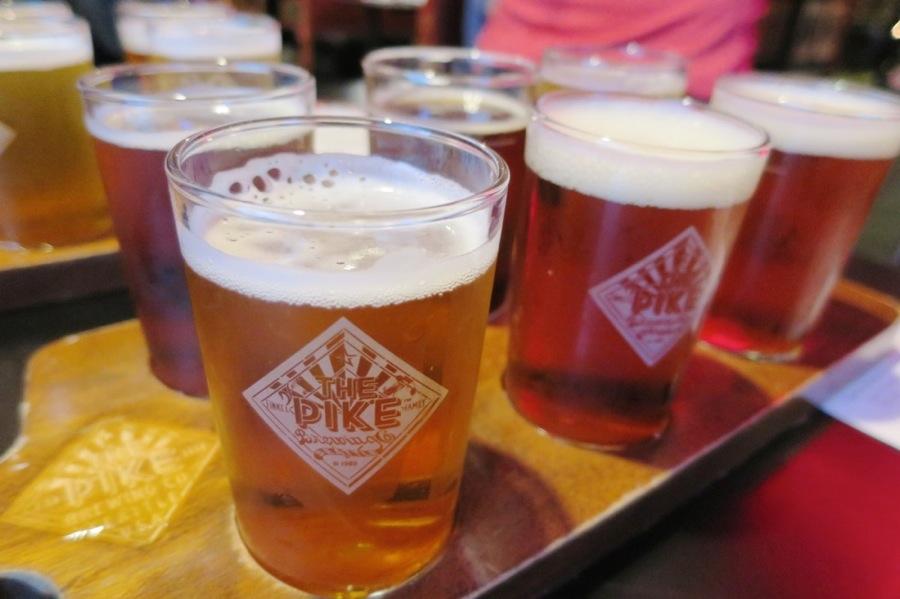 The Pike Brewing,シアトル,ワシントン,パイクブルーイング