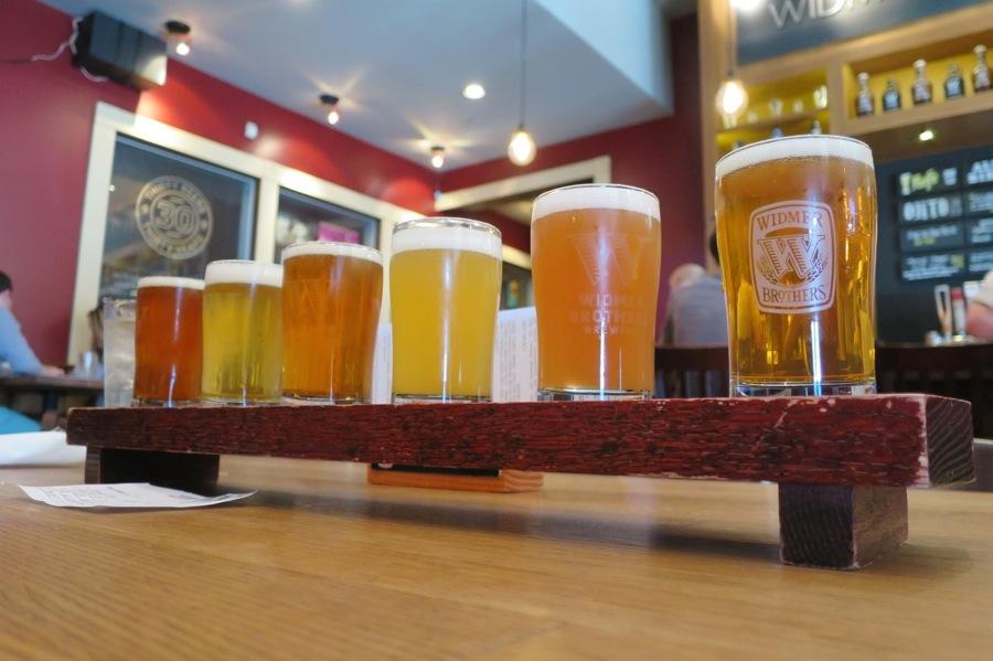 Widmer Brothers Brewery & Pub,ウィドマーブラザーズブルーイング,ポートランド,オレゴン