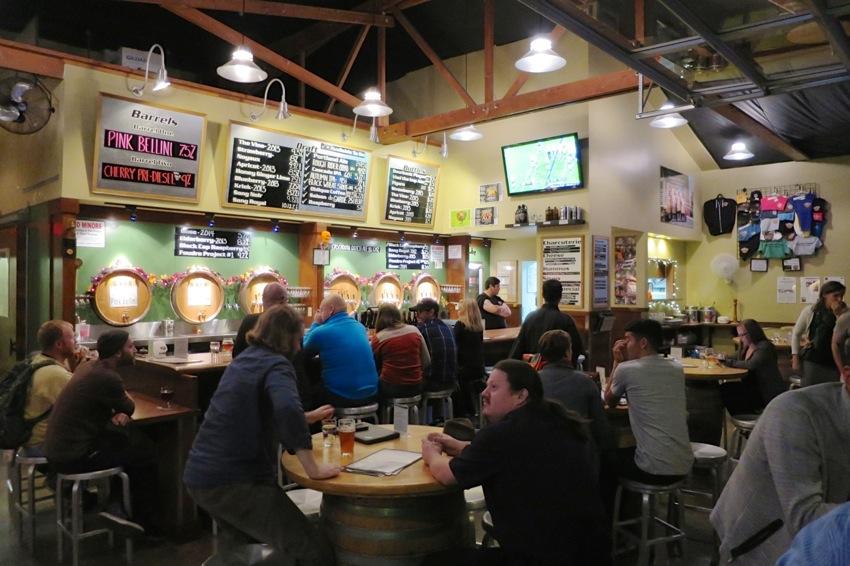 cascade brewing,ポートランド,オレゴン,サワーエール