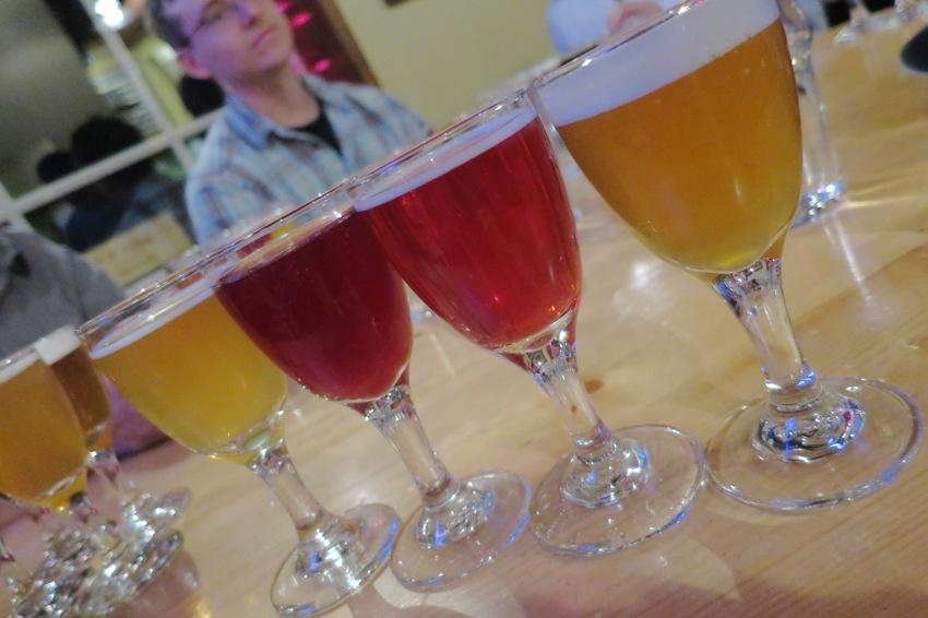 cascade brewing,ポートランド,オレゴン,サワー