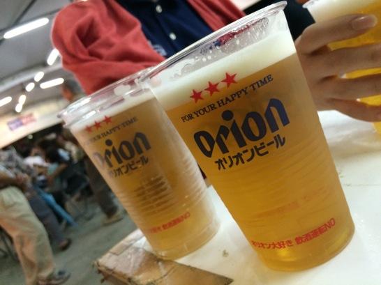 沖縄の産業祭り,2014,琉球ペールエール,オリオン