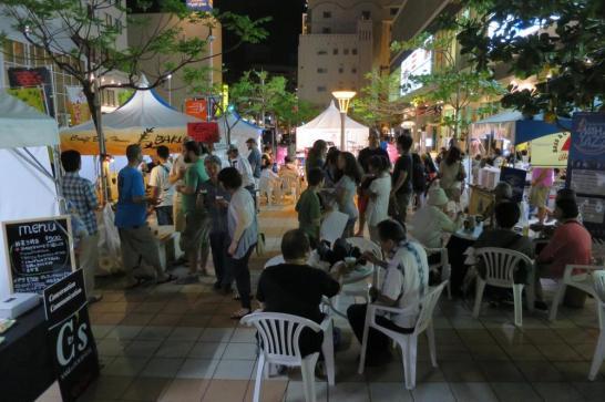 ハイサイちゃんぷる~ビアフェスティバル,2014年,国際通り,さいおんスクエア