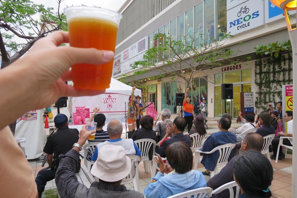 ハイサイちゃんぷる〜ビアフェスティバル,2014年,国際通り,さいおんスクエア