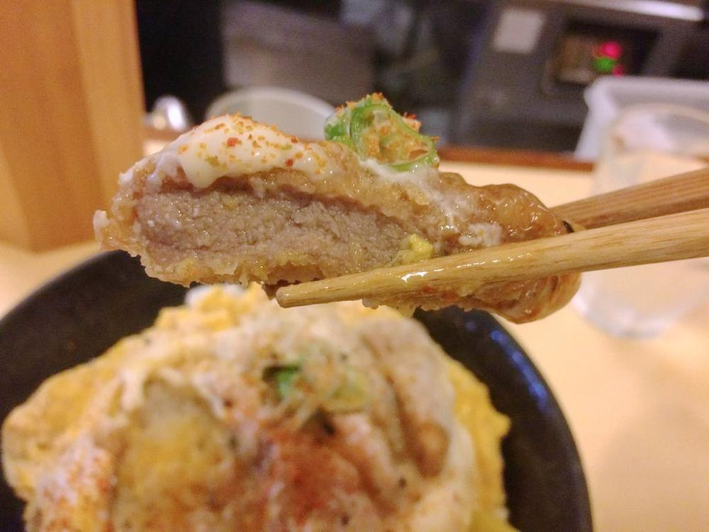 神戸カツ丼,一どん,いちどん,那覇,旭橋