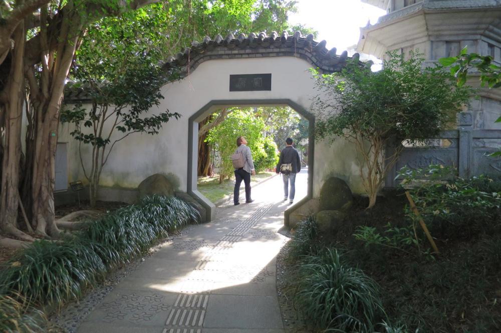 那覇,久米,福州園,中国式庭園