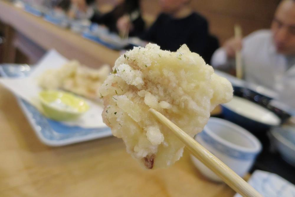 河太郎,イカ,福岡,博多,中洲