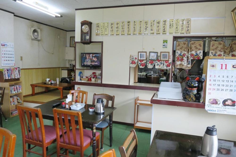 那覇,県庁前,だるま食堂