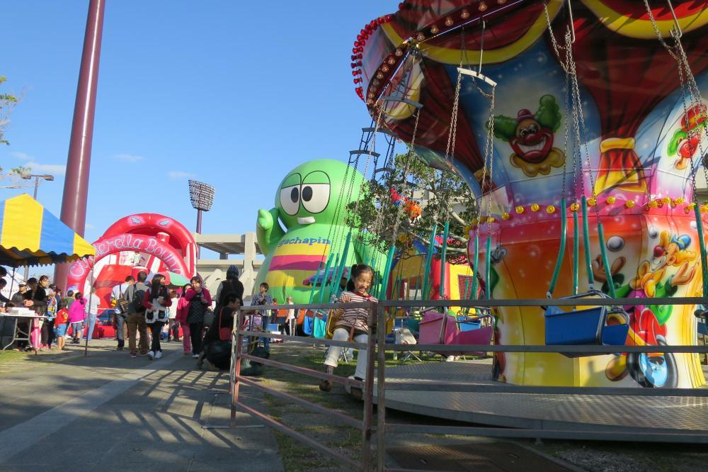 沖縄市産業まつり,沖縄県総合運動公園,2015