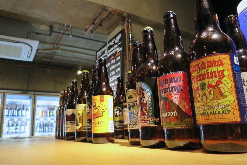 Beer Cellar Sapporo,ビアセラーサッポロ,札幌,枯れずのビア,テイスティング