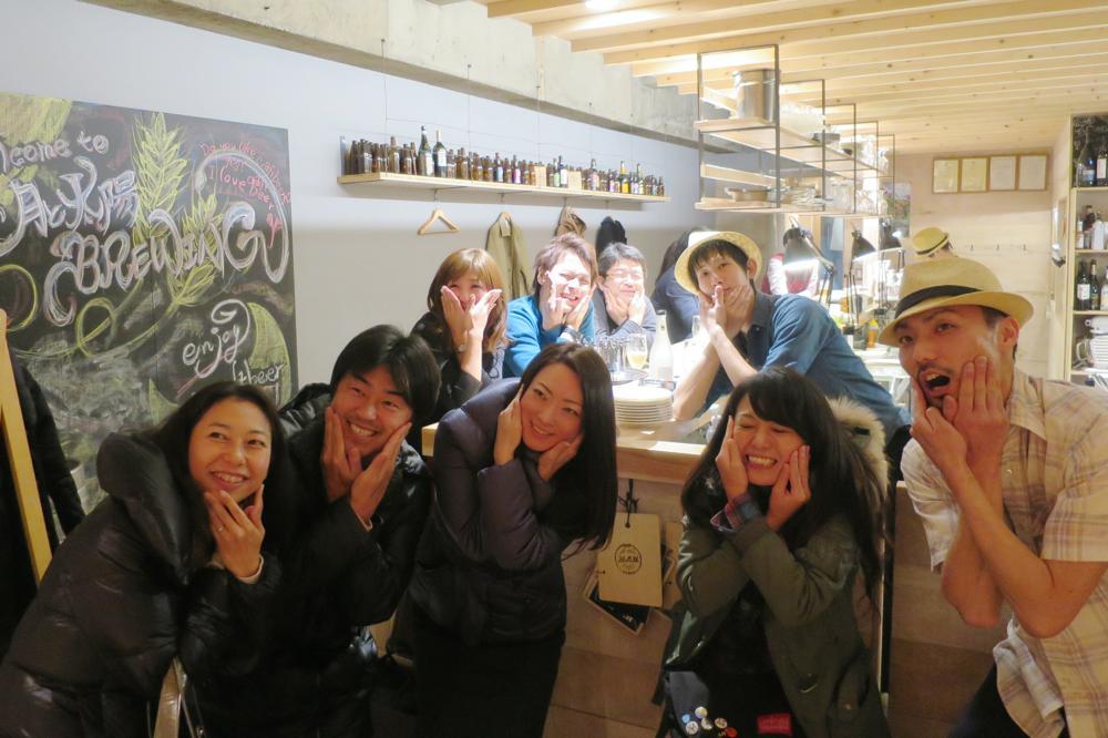 キャンポーズ,月と太陽ブルーイング,札幌