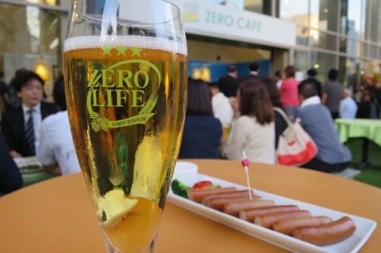 Orion,ZERO CAFE,オリオンビール,ゼロカフェ,ゼロライフ,久茂地,タイムスビル