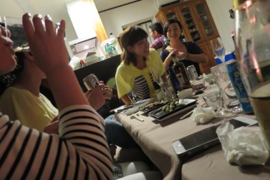 ホームパーティ,GW,沖縄在住,ウチナンチュ