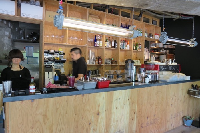 KOMAZAWA PARK CAFE,コマザワパークカフェ,駒沢,モーニング,朝ごはん