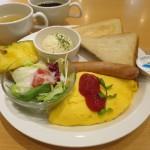 エッグスンシングス,スターホテル,朝食,
