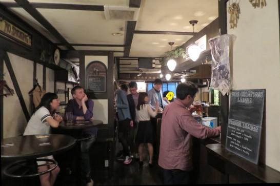 THE ALDGATE,オールゲート,渋谷,ブリティッシュパブ