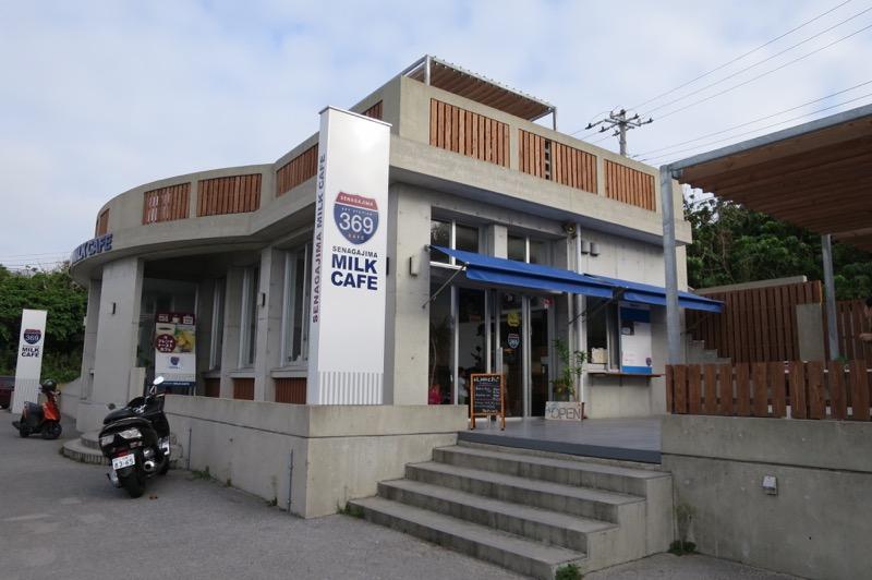 369CAFE,ミルクカフェ,瀬長島,フレンチトースト,沖縄