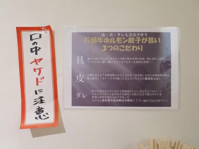 宜野湾,石垣牛,ホルモン,餃子