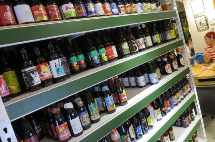 北義極品,台北,台湾,ビール