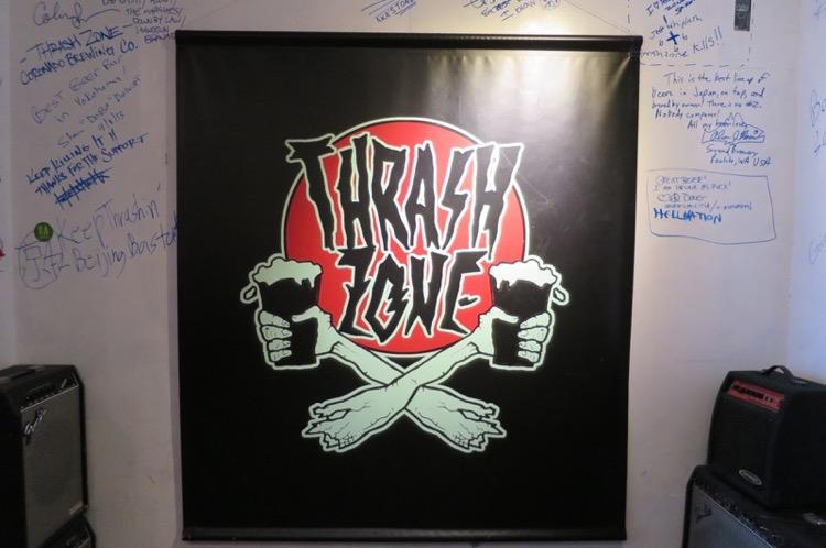 THRASH ZONE,スラッシュゾーン,横浜,鶴屋町