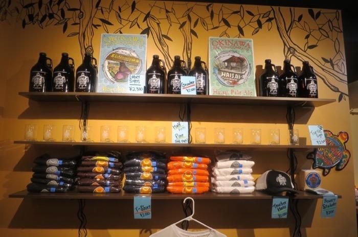 OkinawaBrewing,MihamaCafe,沖縄ブルーイング, 美浜カフェ,ビール