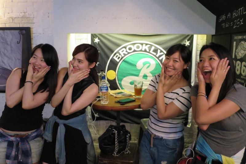 Beer & Cheese,台北,台湾,ビアバー,チーズサンド