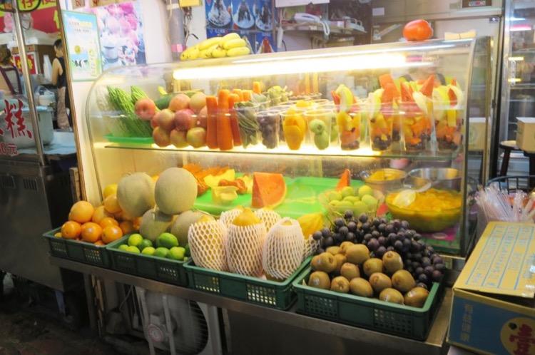 ナイトマーケット,台北,遼寧街夜市,朝ごはん