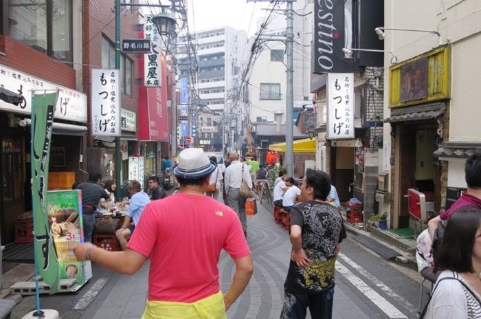横浜,野毛,もつしげ