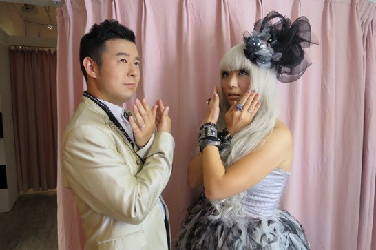 台湾,台北,変身写真,フォトウエディング,結婚写真,キャンポーズ