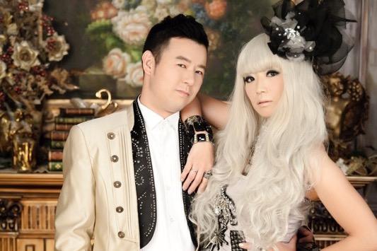 台湾,台北,変身写真,フォトウエディング,結婚写真