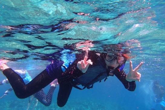 okinawa kerama news snorkeling_061