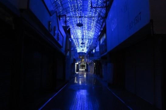 夜の公設市場