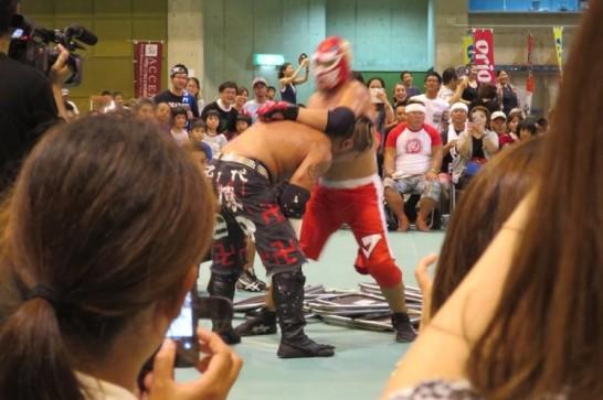 琉球ドラゴンプロレスリング,琉球ドラゴンチャンプルー,2015,_7066